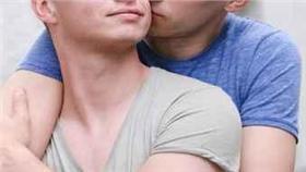 同性戀/擁抱 美聯社/達志影像