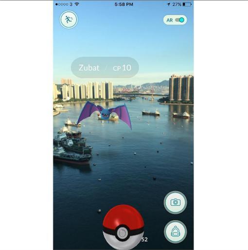 Pokémon GO,精靈寶可夢,鄧紫棋,圖/鄧紫棋IG