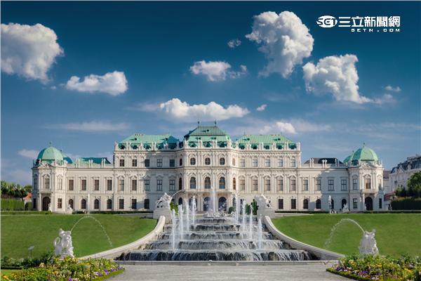 維也納。(圖/阿聯酋航空提供)