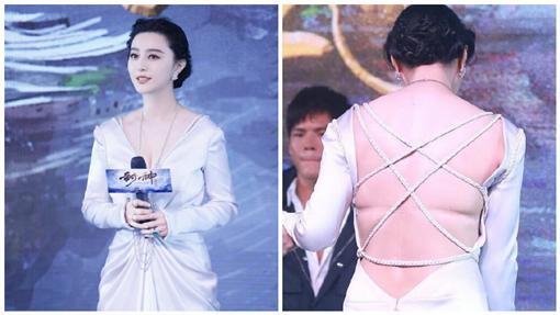 范冰冰 《封神傳奇》首映 圖/微博