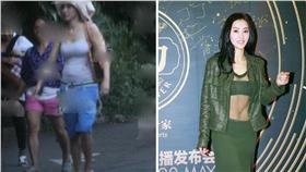 圖翻攝自張柏芝 cecilia cheung臉書 張柏芝 新浪娛樂微博 合成圖