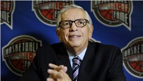 David Stern,NBA(ap)