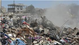 敘利亞,炸彈攻擊,圖/路透社/達志影像