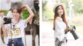 瓊斯盃,正妹,美女,攝影師 ▲圖/翻攝自Instagram
