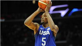 Kevin Durant,NBA,夢幻隊,美國男籃(ap)