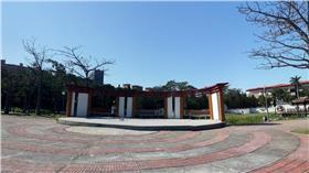 板橋區溪北公園-圖取自Google Map