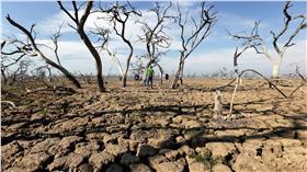 乾旱、旱災、聖嬰現象、缺水、熱