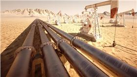 油價、石油、油田(圖/shutterstock/達志影像)