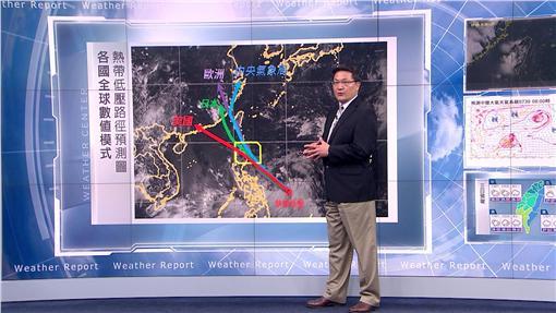 氣溫,高溫,颱風,路徑,預測,妮坦,陣雨,氣象