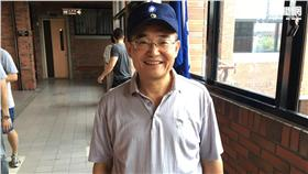 國民黨國發院院長林忠山(圖/記者陳彥宇攝)