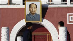 毛澤東(圖/美聯社/達志影像)