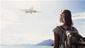 出國,旅遊,飛機,假期 圖/shutterstock/達志影像