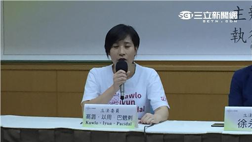 Kawlo・Iyun・Pacidal(高潞・以用・巴魕剌) 記者張之謙攝