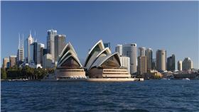 澳洲,雪梨,雪梨歌劇院(圖/維基百科)