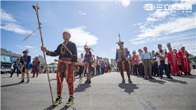 蔡英文向原住民道歉/總統府提供