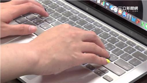 -筆電-鍵盤-Mac-