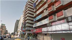信義區忠孝東路五段/Google Map