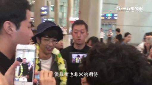 劉以豪南韓會粉絲 禮物驚見「罐頭塔」?!