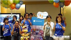 台灣微軟 Windows 10 周年更新
