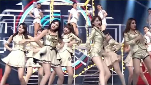 SNH48,PSY,圖/翻攝自Youtube