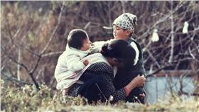 原住民,小孩,山上,祖孫/圖片轉載自台大山親社