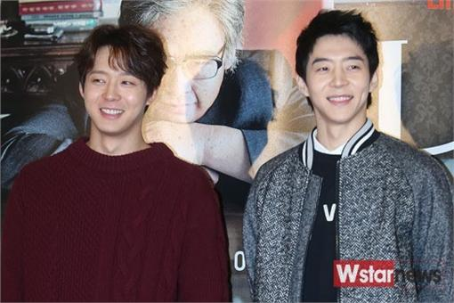 圖翻攝自W STAR NEWS 朴有天 朴有煥