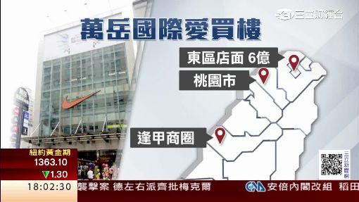 西門町新店王1.45億成交 今年店面最高價