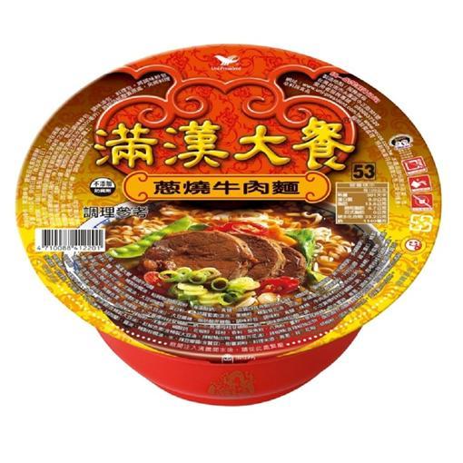 網購大車拚!十大泡麵出爐 第一名來自韓國