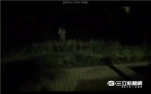 影/慎入!女子半夜在大安森林公園夜跑,竟目擊…