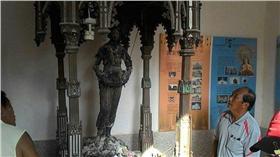 -萬金聖母聖殿-圖/中央社提供