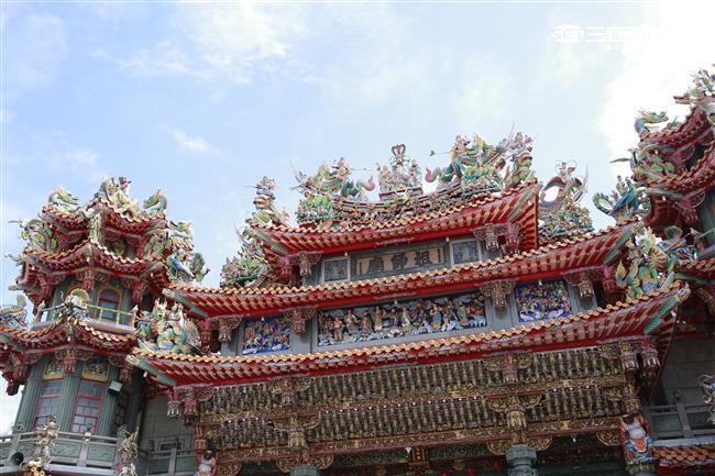 台灣最美廟宇在澎湖!一生必來的美景
