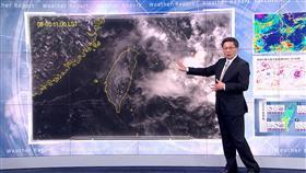 天氣,氣象,降雨,低氣壓,颱風,奧麥斯,紫外線