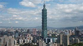 台北,街景,都會區,101(圖/翻攝自維基百科)