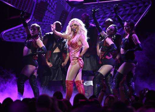 小甜甜布蘭妮, Britney Spears 圖/美聯社、達志