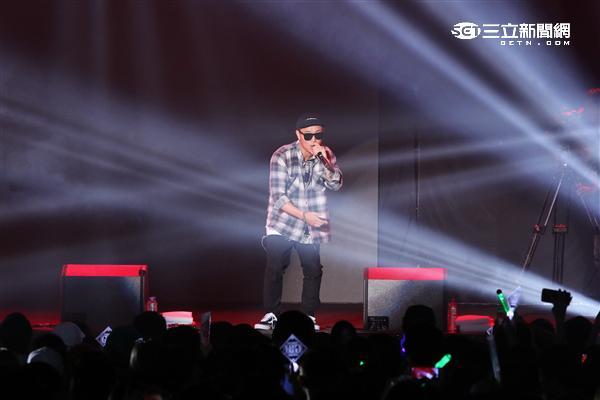 韓國綜藝節目RUNNING MAN固定班底暨嘻哈團體LEESSANG成員Gary首度以個人之姿在台開唱