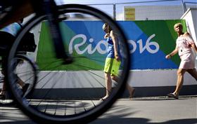 里約奧運_美聯社