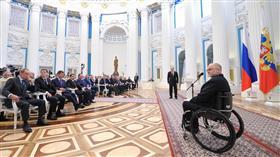 IPC,International Paralympic Committee,帕拉林匹克運動會,俄羅斯,除名 圖/美聯社/達志影像