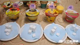 糖分不輸含糖飲料 小心布丁的美味陷阱