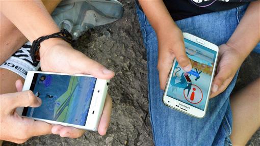 Pokemon Go,精靈寶可夢,密技,遊戲圖/美聯社/達志影像