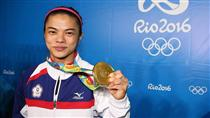 許淑淨,奧運,舉重/教育部體育署提供