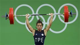 里約奧運女子58公斤級、郭婞淳、舉重、銅牌(圖/路透社/達志影像)