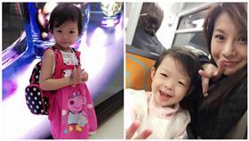 艾莉絲,梨梨,女兒 圖/翻攝自艾莉絲 X  IRIS粉絲專頁