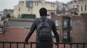 背包客,旅遊,旅行,旅途,旅人,背影(圖/shutterstock/達志影像)