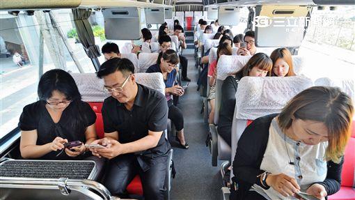 寶可夢觀光巴士。(圖/雄獅旅遊提供)