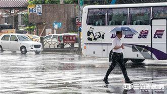 雨不停國!北台明變天 狂降10度
