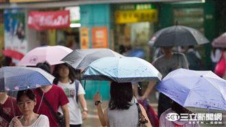 今北台灣水氣減少 迎風面局部雨