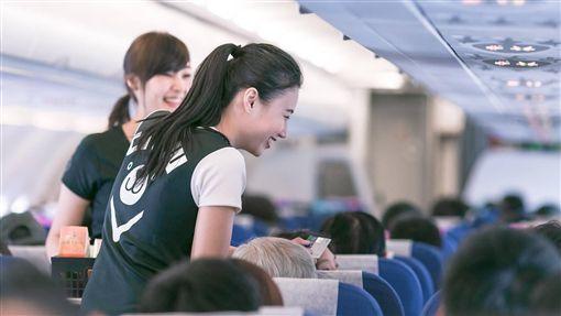 威航,空姐 圖/翻攝自V Air臉書