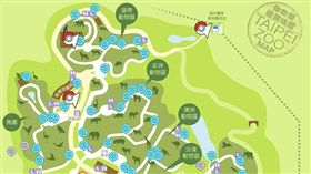 動物園,寶可夢  圖/Taipei Zoo 臺北市立動物園