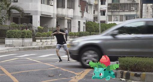 余孫生 寶可夢 圖/臉書