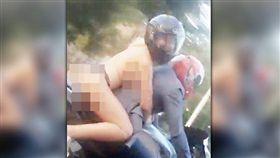 全裸騎重機_http://www.dailystar.co.uk/news/latest-news/536615/sexy-woman-sideboob-thong-naked-motorbike-video-Russia